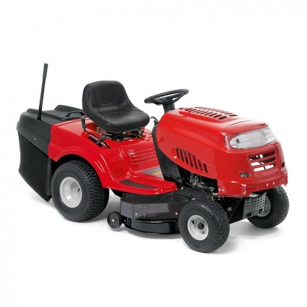 Vejos pjovimas traktoriuku